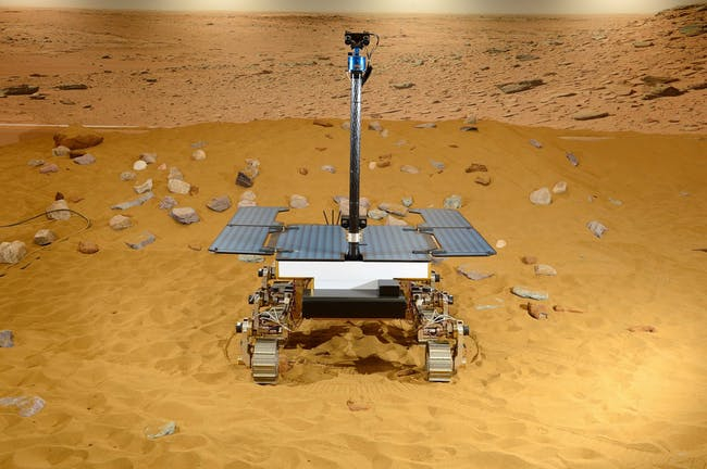 mars rover 2020 esa - photo #2