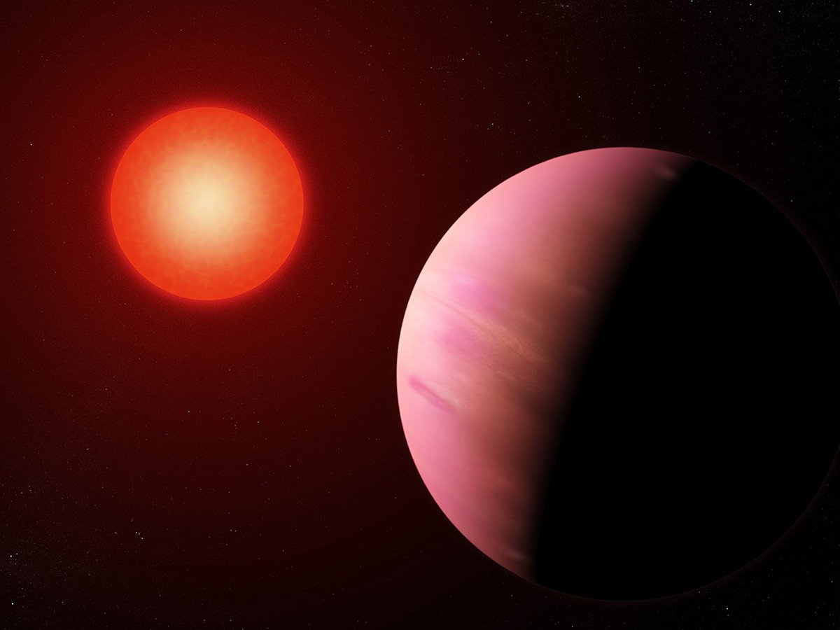 Scientists discovers new planet twice the size of Earth ...
