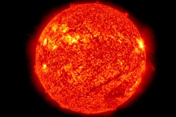 Witness real sun by NASA in ultra-HD (4K) quality