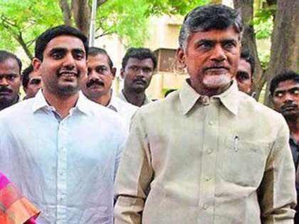 Image result for lokesh chandrababu naidu