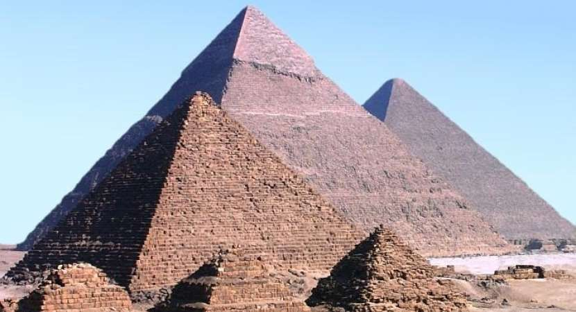 Egypt unearths 4,300-year-old Pharaonic obelisk in Giza province