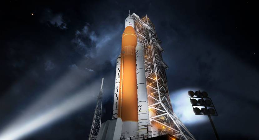 NASA's first Space Launch System rocket launch could be delayed until 2020