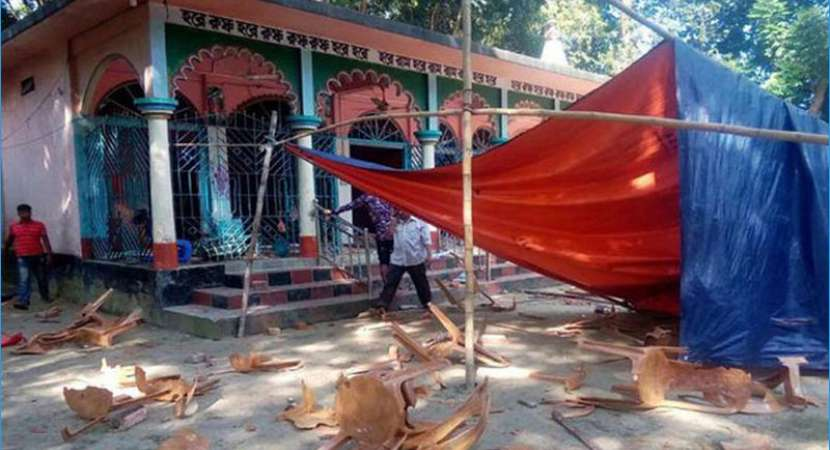 Hindu homes attacked in Bangladesh; cops detain 53 people