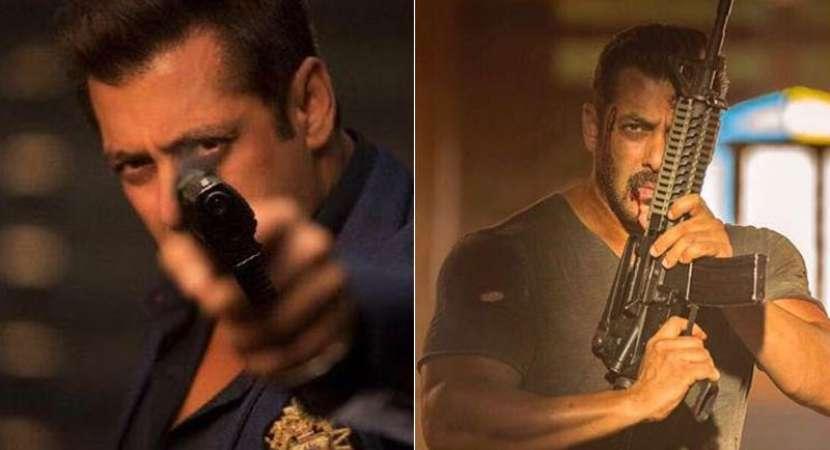 Race 3: Salman Khan shares his first look