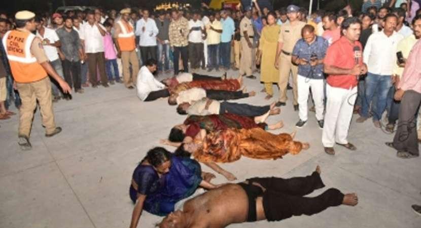 Krishna River boat tragedy: Death toll rises to 21