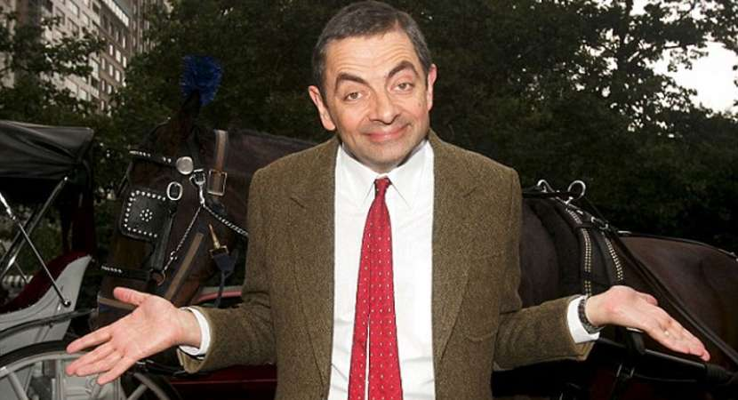 Rowan Atkinson aka 'Mr Bean' to become father at 62