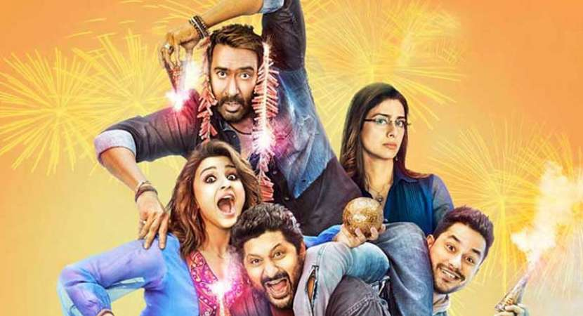 Golmaal Again Box Office collection: Rohit Shetty's laugh riot makes 200 crores in India