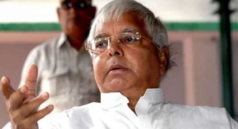 Lalu Prasad begins 10th consecutive term as RJD President