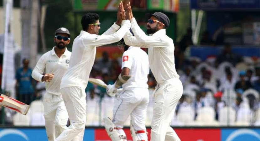 Kotla Test: India inches closer to claim victory vs Sri Lanka