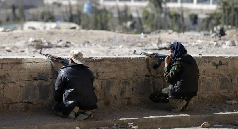 ICRC says 234 killed in clashes in Yemen's Sanaa