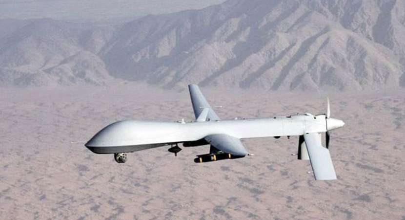 China claims intrusion via drone, India reacts
