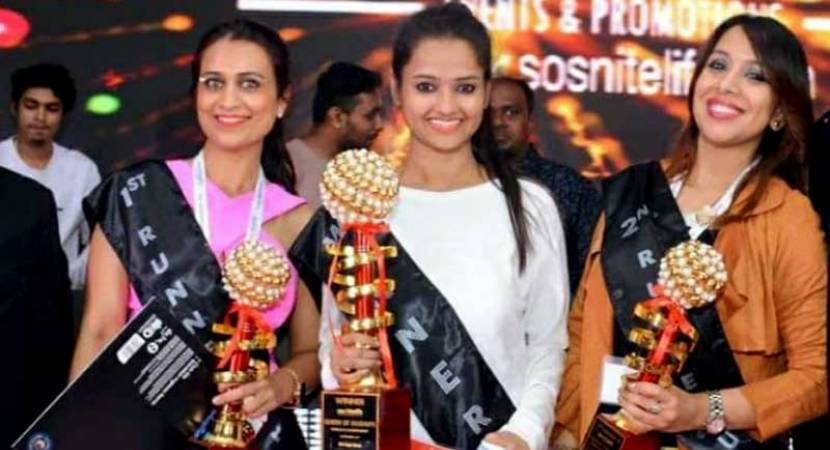 Mumbai's elite come together to choose 'Queen Of Mashups - 2017'