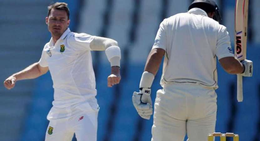 Dale Steyn may not bowl again in Test series against India