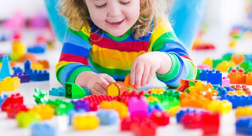 Gender-based colours in toys can spur harmful stereotypes