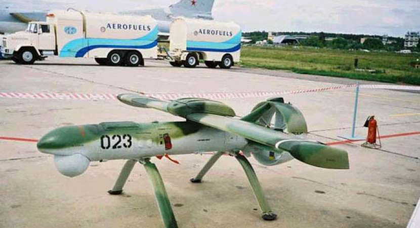 Drones used in Russian base attacks in Syria were opposition-controlled