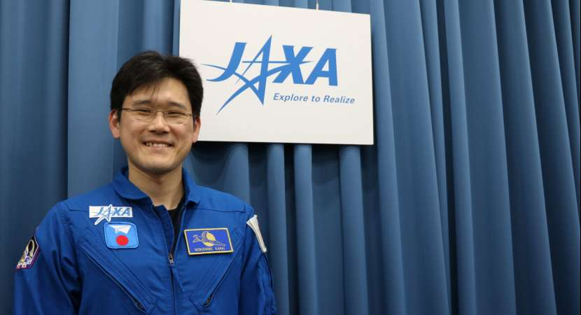 Japanese astronaut Norishige Kanai 'exaggerated' his height growth in space