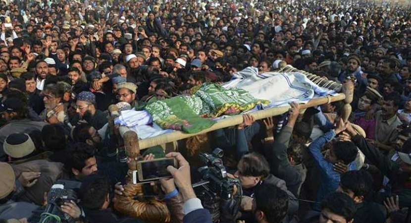 Pakistan engulfed in protests over rape and murder of 7-year-old
