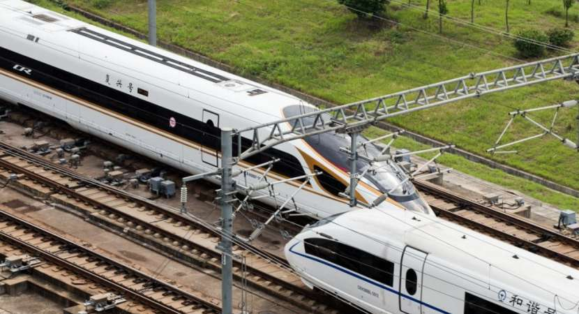 Chinese woman fined 2,000 yuan for delaying high-speed train departure