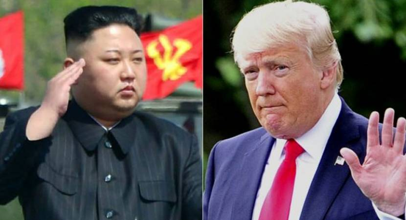 Donald Trump claims good relationship with Kim Jong-un
