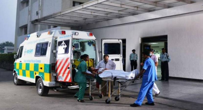 Asian hospital in Faridabad hands over bill of Rs 18 lakh, patient dies