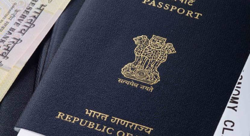 Address page on Indian Passport to disappear soon