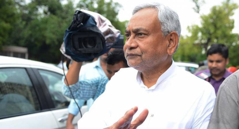 BJP hints RJD's involvement in Nitish Kumar convoy attack