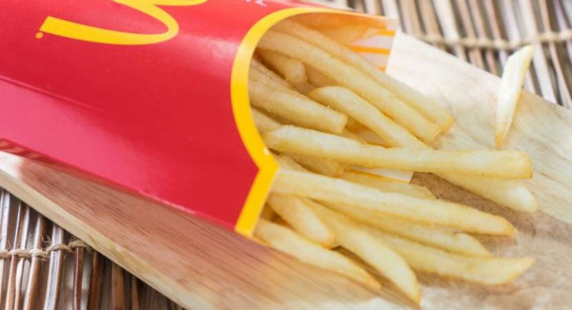 Revealed: Hair loss treatment via French fries