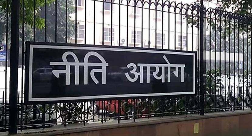UP, Jharkhand fastest improving states on health: NITI Aayog