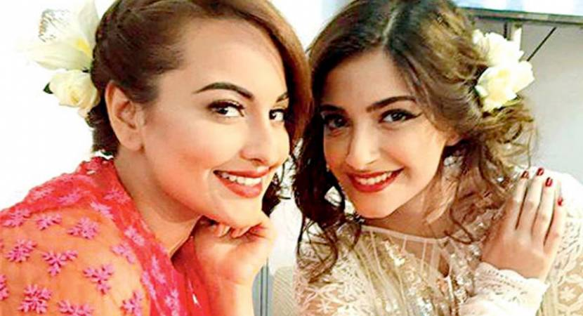 Sonam Kapoor apologises to Sonakshi Sinha on Twitter