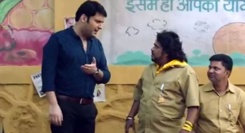 Kapil Sharma set to return on TV with a new comedy show. Watch teaser here