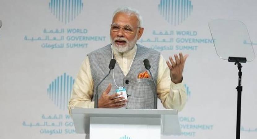Technology must be used for development, not destruction: Modi
