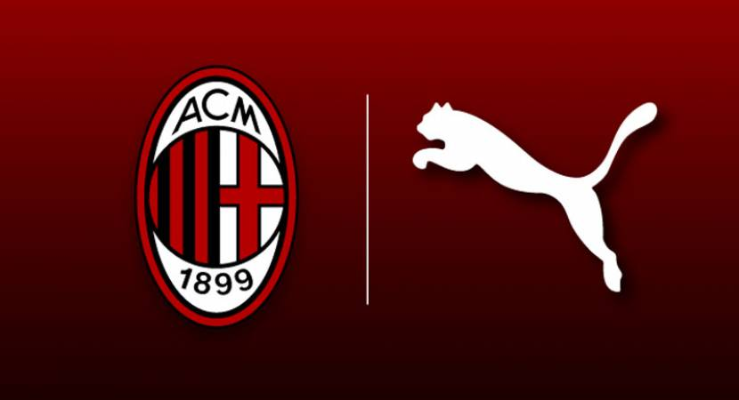 AC Milan, Puma announce long-term partnership