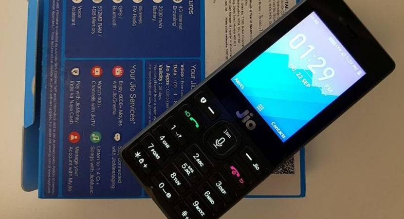 Facebook to be available on Reliance JioPhone from Wednesday