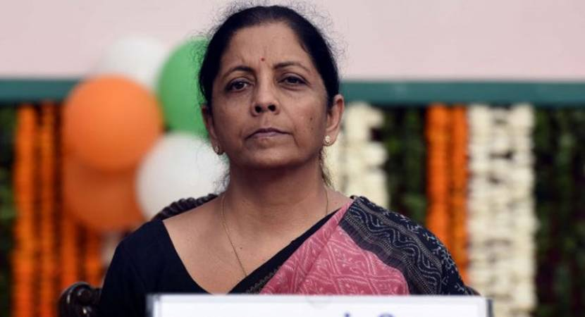 Sitharaman assures action on residence near military installations