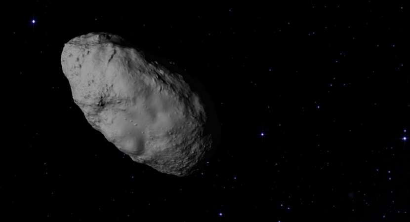 NASA plans nuclear-armed HAMMER to save Earth from asteroid