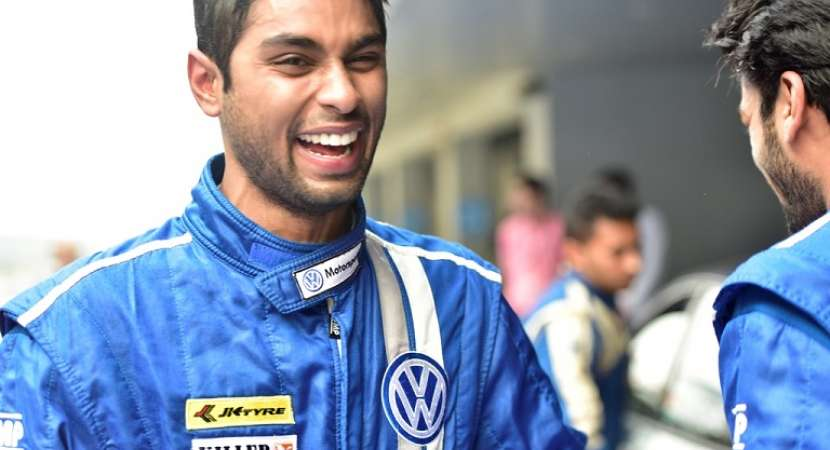Hyderabad's Anindith Reddy named National Motorsports Person of the Year 2017