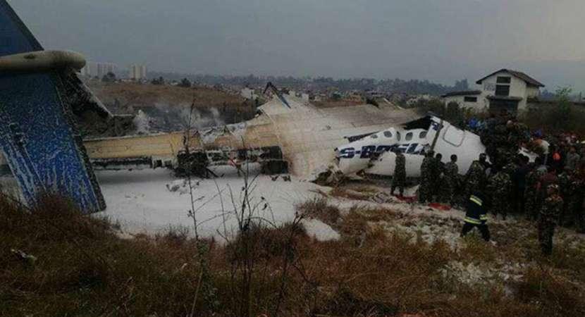 Nepal plane crash: Death Toll In US-Bangla Airlines plane crash In Kathmandu rises to 40