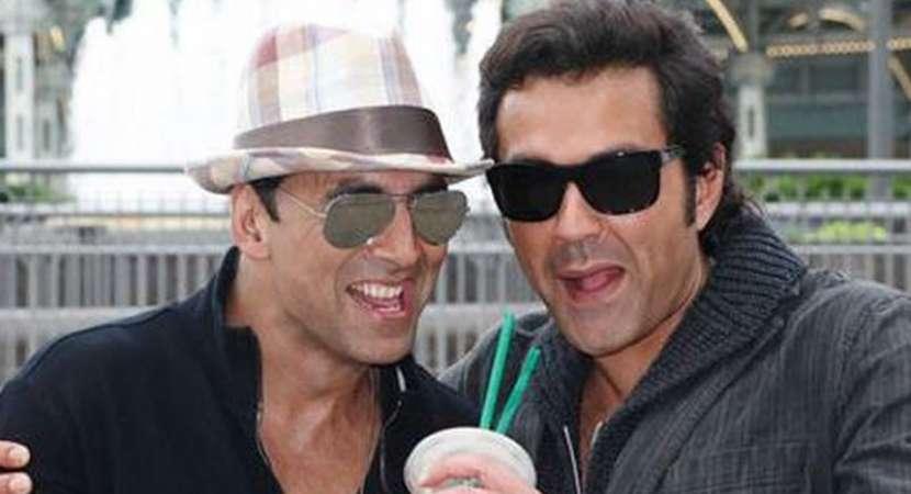 Bobby Deol to reunite with Akshay Kumar in 'Housefull 4'