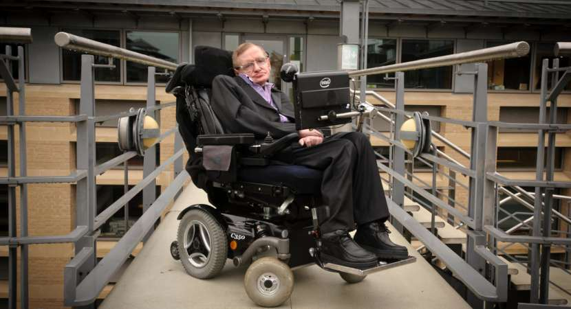 Late Scientist Stephen Hawking  sc 1 st  NewsHeads & Stephen Hawkingu0027s hi-tech wheelchair to live forever in London ...