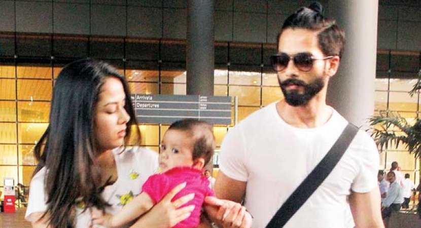 Mira, Shahid set to welcome second baby: Report