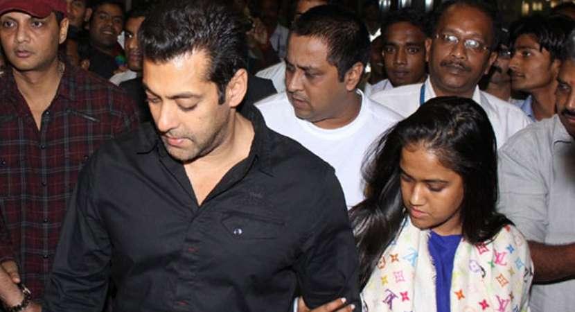 Arpita Khan showers love on Salman Khan: An emotional note