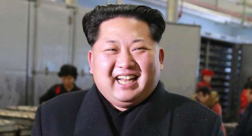 North Korean leader Kim Jong-un comments on US dialogue
