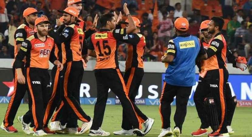 IPL 2018: Dhawan stars as Hyderabad outplay Rajasthan