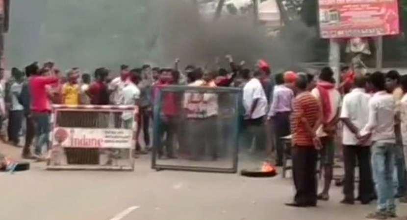 Bharat Bandh: Over a dozen injured in Bihar clash