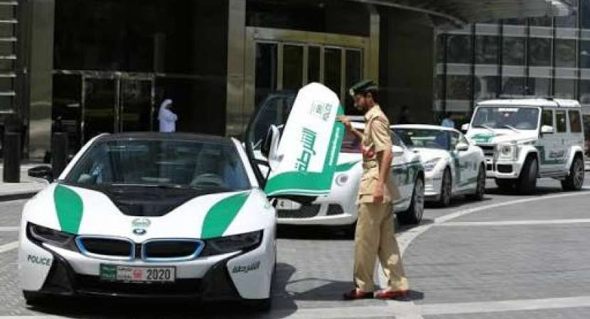 Cars in Dubai to sport digital plates soon