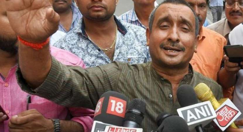 SIT to probe BJP MLA of rape charge, death of victim's father