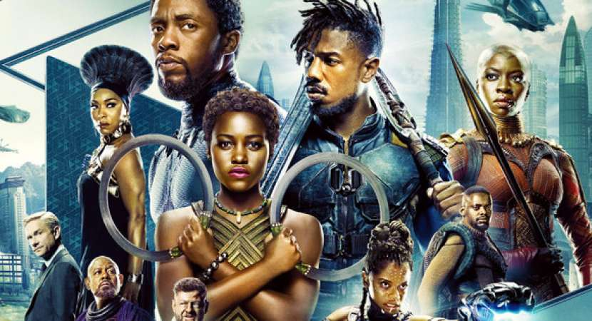 Black Panther produced by Marvel Studios is a 2018 American superhero based film