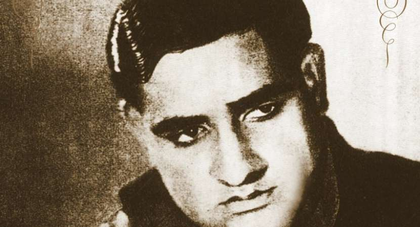 Google is celebrating the 114th birth anniversary of Kundanlal Saigal