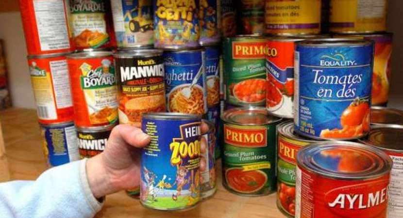 Beware! Canned food may damage your digestive system: Researchers