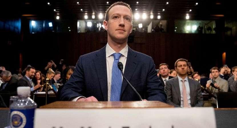 Facebook's Zuckerberg testifies before Congress over data scandal